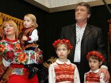 Жвания: Дети Ющенко - американцы