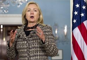 Клинтон заявила о намерении уйти из политики