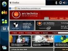 Mozilla представила прототип мобильного браузера