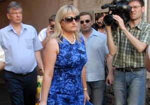 Жена Луценко в СИЗО требует освободить мужа