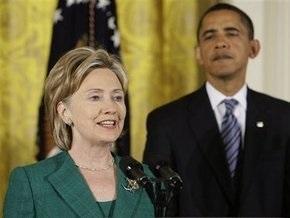 Клинтон рассчитывает увидеть, как женщина впервые возглавит США