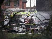 Авиакатастрофа в Британии: новые подробности (обновлено)