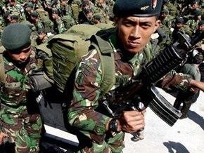 Индонезийская полиция штурмует дом, где может находиться организатор терактов в Джакарте