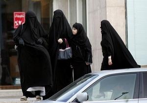 Во Франции туристам могут запретить носить паранджу