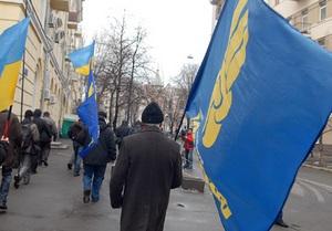 Сотрудники МВД арестовали руководителей закарпатской Свободы