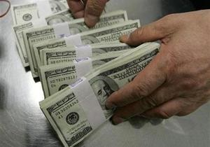 Золотовалютные резервы России сократились на десять миллиардов долларов