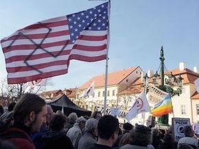 В Праге пройдет демонстрация противников размещения радара ПРО США в Чехии