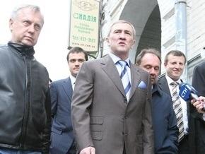 СМИ: Кильчицкая пригласила Черновецкого в Ниццу