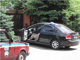 В Донецке киллер расстрелял адвоката