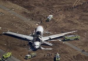 Авиакатастрофа в Сан-Франциско - новости США: На место крушения самолета в Сан-Франциско отправятся эксперты из Южной Кореи