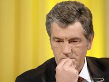 Самолет Ющенко совершил аварийную посадку в Борисполе