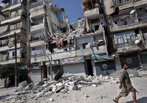 СМИ: Сирийские власти рассредоточили запасы химоружия по 20 городам страны