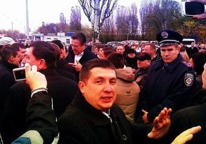 УП выяснила, кто напал на киевлян возле станции метро Ипподром