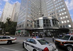 В США бывший военнослужащий захватил заложницу в офисном центре