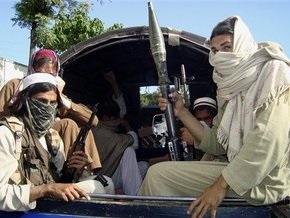 Местные жители напали на талибов в Пакистане