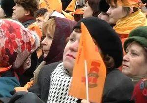 Как все начиналось. Первый день Оранжевой революции