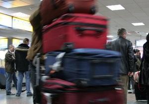 В аэропорту Борисполь задержали пассажира, который сообщил о взрывчатке в своем багаже