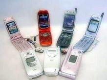 С начала года продажи мобильных телефонов увеличились