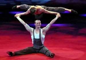 Украинцы завоевали цирковой Оскар в Монте-Карло