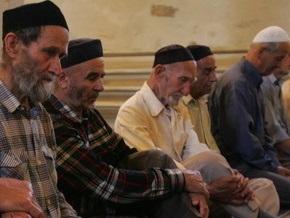 Крымские татары готовят пикет в день памяти жертв сталинизма и нацизма