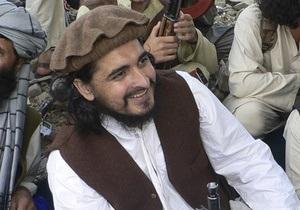Спецслужбы сообщили о гибели лидера пакистанских талибов в результате атаки беспилотника