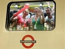 Запрет на употребление алкоголя британцы встретили грандиозной пьянкой