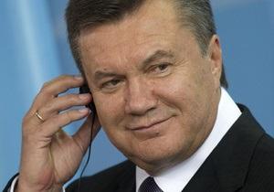 Янукович: Евроинтеграция является для Украины цивилизационным выбором