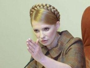 Тимошенко открестилась от ксерокопий Ющенко с  нулевым вариантом