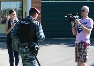 Репортеры без границ: В Украине участились инциденты между журналистами и силовиками