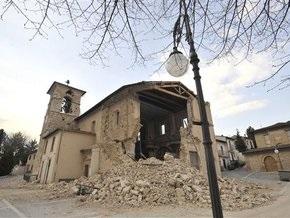 В Италии объявлен траур по жертвам землетрясения