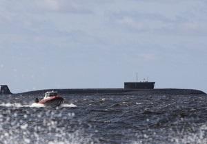 Атомная подлодка США столкнулась с гражданским судном в Персидском заливе