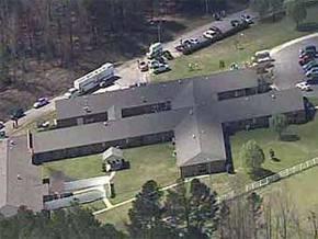 В американском санатории неизвестный расстрелял шесть человек