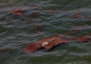 У побережья Бразилии произошел разлив нефти