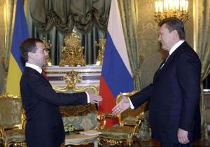 Янукович пообещал, что сотрудничество Украины и РФ не будет направлено против других государств