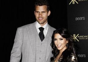 Фотомодель Ким Кардашян разводится с баскетболистом Крисом Хамфрисом после 72 дней брака