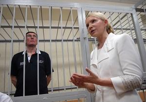 ЦИК окончательно отказал в регистрации Тимошенко и Луценко. Батьківщина обратилась к мировому сообществу