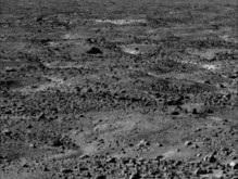Феникс сфотографировал смерчи на Марсе