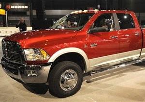 Chrysler отзывает почти 300 тысяч пикапов из-за возможных проблем с рулевой тягой