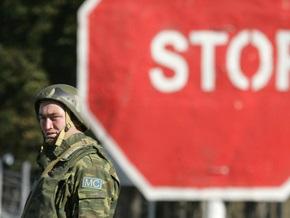 Грузия обвинила россиян в минировании границы