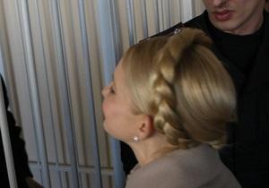 Тимошенко будет сидеть 12 лет - Власенко