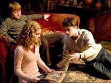 Опубликованы первые кадры из нового фильма о Гарри Поттере