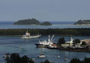 Интернет на Сейшельские острова проведут с помощью подводного кабеля