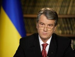Годовщина Голодомора: Ющенко проведет Всеукраинский телеурок памяти для школьников