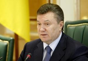 Янукович: Популярность националистов держится на организации информационных провокаций