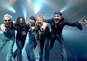 На закрытии фестиваля The Best City UA выступят Scorpions