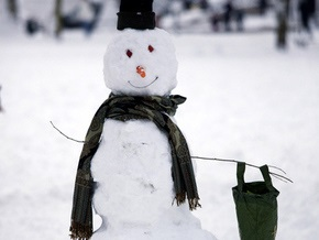 В Риге установят самого большого в Европе снеговика