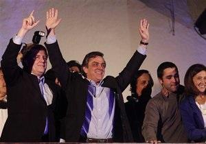 Выборы в Чили: депрессия заставила кандидата уйти