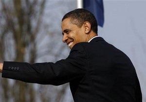 В Вашингтоне 200 тыс. человек провели митинг в поддержку Обамы