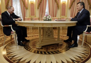 Посол: Встреча Януковича с Путиным может состояться в марте