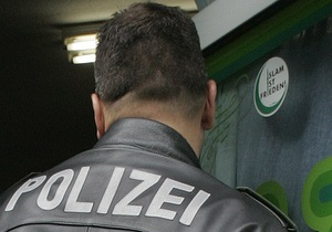 В Германии произошло столкновение между полицией и группой экологов